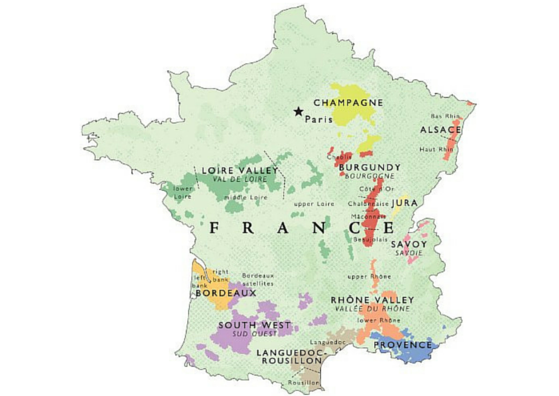 Are French wines the best ones?