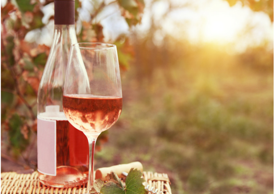 It's Summer time! Let's have some Rosé!